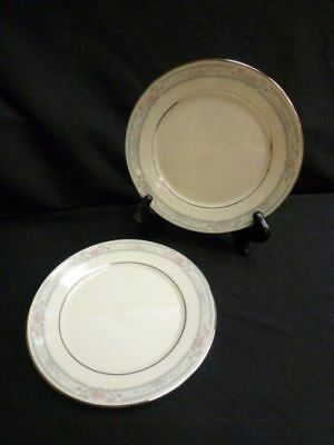 LENOX Cosmopolitan Collection CHARLESTON China (2) Bread and Butter Plates