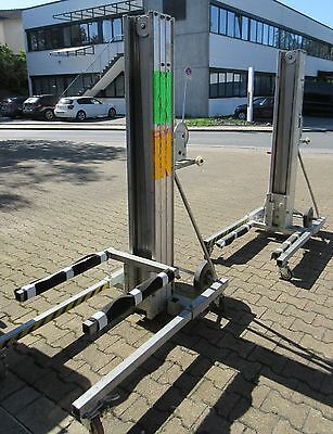 2 ALP LIFTE Gabellift, Montagelift, Traversenlift