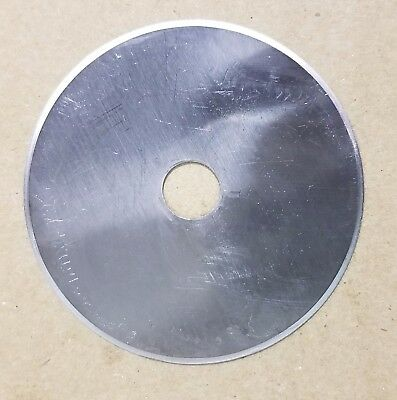 Bag Of 50 Rotary Blades, Size 60Mm Straight Cut Blades, Fits Olfa And Fiskar