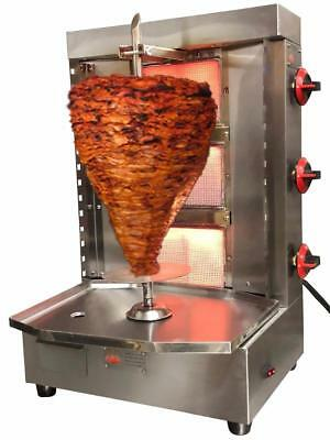 Tacos Al Pastor Machine By Spinning Grillers - SG2 - 3 Burners - LPG