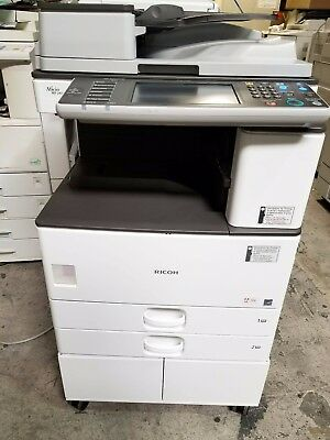 Ricoh Aficio MP 2852 Low Meter Multi-functinal Copier