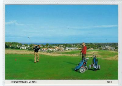 THE GOLF COURSE, GULLANE: East Lothian postcard (C31183)