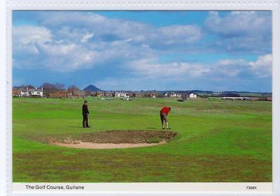 THE GOLF COURSE, GULLANE: East Lothian postcard (C31184)
