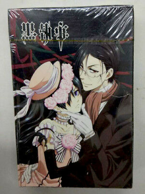 Black Butler Kuroshitsuji 02 Poker Spiel Karten Set playing trading cards anime