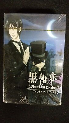 Black Butler Kuroshitsuji 04 Poker Spiel Karten Set playing trading cards anime