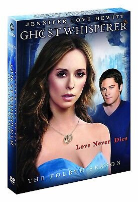 Ghost Whisperer ~ Complete 4th Fourth Season 4 Four ~ BRAND NEW 6-DISC DVD SET
