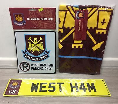 West Ham Fc Official Kids Football Soccer Official Xmas Birthday Gifts