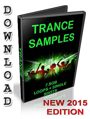 Trance Samples - Native Instruments Kontakt - Komplete - Maschine - Traktor