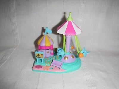 Vintage  Polly  Pocket  Rocket  Ride  1996  Style  Playset No Figures
