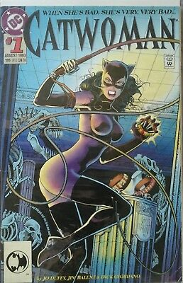 catwoman 1993 lot