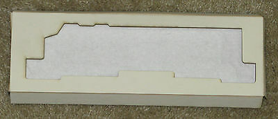 Lionel HO '57 FM Diesel A&B inserts, Reproduction