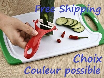 Eplucheur Econome CERAMIQUE - Ceramic Peeler Color at choice or random