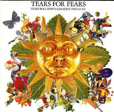 Tears For Fears Tears Roll Down (Greatest Hits 82-92) CD