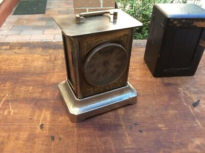 Antique French carriage clocks