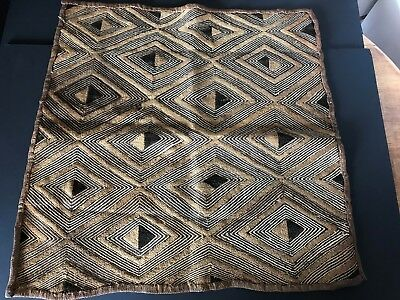 Old African Congo Kuba Loincloth (b) …beautiful collection piece