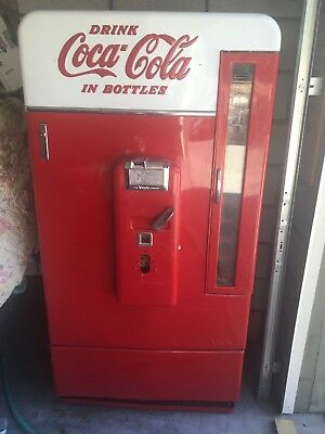 Vintage Vendo Coke Machine