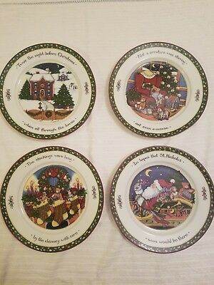Appealing A Christmas Story Plates Contemporary - Best Image Engine ...