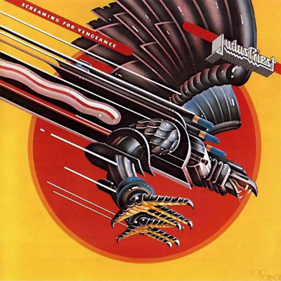 Screaming For Vengeance -  Judas Priest - CD - New