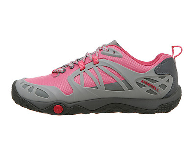 27ee55a46bf6 Merrell Proterra Sports Womens Outdoors Hiking Trekking Shoes Pink US8.5