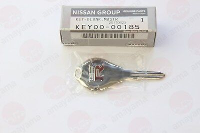 Nissan Key Key0000185 *genuine*