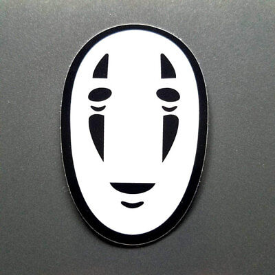 No-Face / Kaonashi - Sticker pack of 5