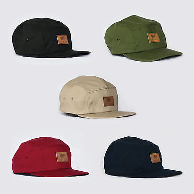 Hyppo & Co. 5 Panel Hat Cap Camp