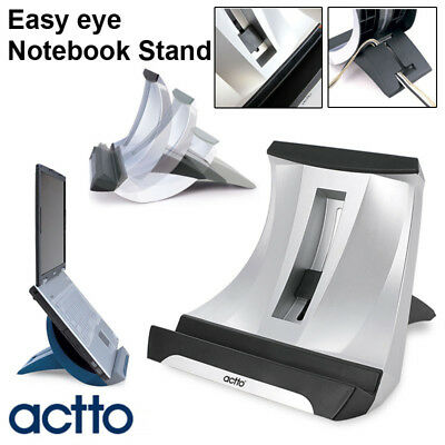 Actto EasyEye iPad Laptop File Book Notebook Riser Stand Holder Adjustable