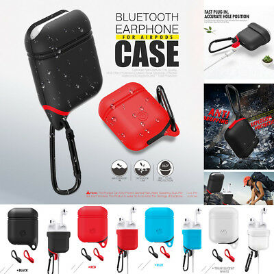 360° Protective Shockproof Case Cover for Airpods Bluetooth Handfree