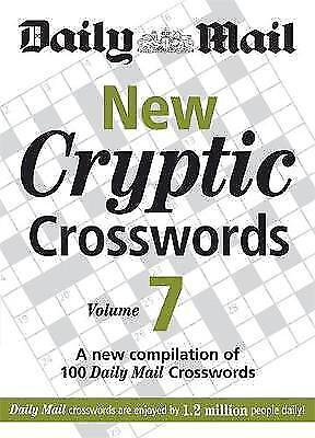 The Daily Mail: New Cryptic Crosswords 7: A New Compilation (NF6)