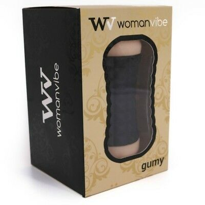 Womanvibe Masturbador Doble Gumy
