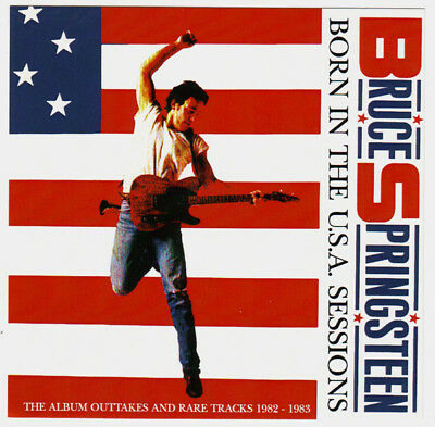 Bruce Springsteen - Born In The U.s.a. Sessions 1982-83
