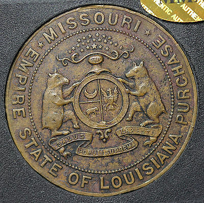 1904 Louisiana Purchase Exposition St. Louis MO. So-Called Dollar Medal HK-309