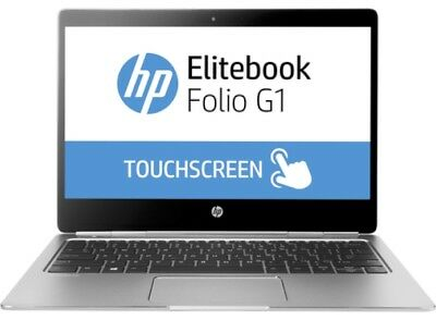 Hp Nb Elitebook Folio G1 M7 M-6Y75 8Gb 512Gb 12.5 Uhd Touch Win 10 Pro X2F49Ea