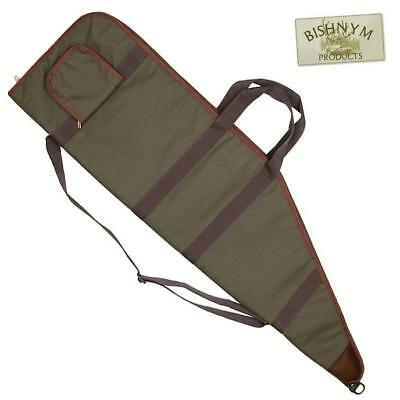 Raytex Padded Air Rifle Slip Gun Cover Extra Deep Fleeced Line 3 Lengths