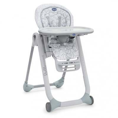 Chicco Polly Progres5 Highchair - Sage