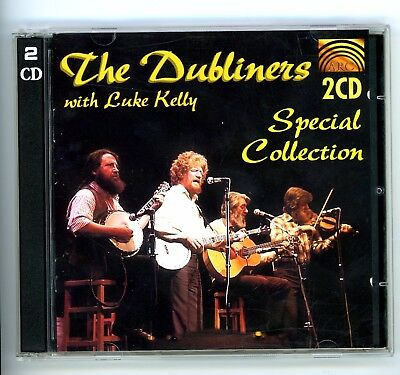 The Dubliners with Luke Kelly: Special Collection by The Dubliners (CD, 2004, 2