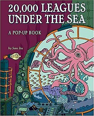 20,000 Leagues Under the Sea: A Pop-up Book, Sam Ita, Used; Good Book