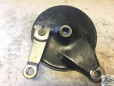 1978 Suzuki Rm80 Rear Brake Drum Plate Oem 64210-46024