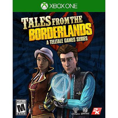 Tales from the Borderlands: A Telltale Game Series Xbox One [Brand New]