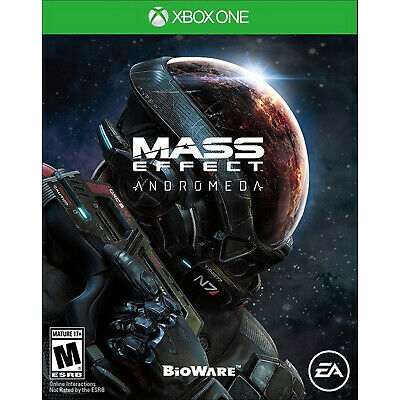 Mass Effect: Andromeda Xbox One [Factory Refurbished]