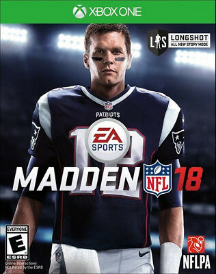 Madden NFL 18 Xbox One [Factory Refurbished]