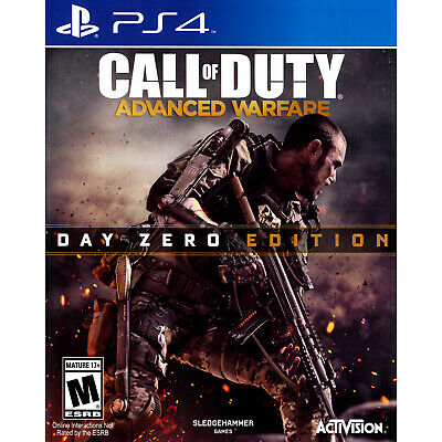 Call of Duty: Advanced Warfare PS4 [Factory Refurbished]