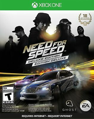 Need for Speed Xbox One [Factory Refurbished]