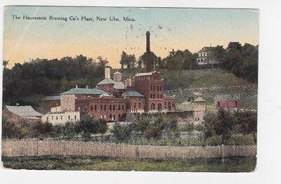 Hauenstein Brewing Co.    New Ulm ,mn    1910       Posted Rrpc
