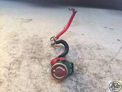 1997 Honda Gl Goldwing 1500 Starter Relay Switch Oem
