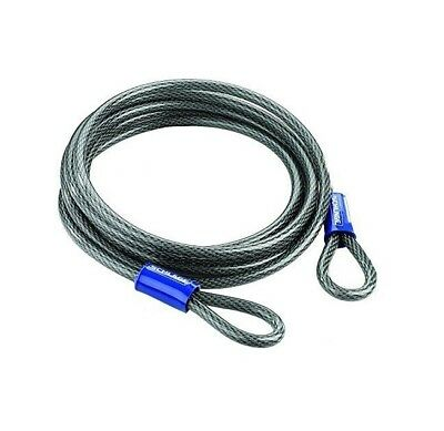 Schlage Flexible Steel Cable 15ft by .375in Plant Hooks New