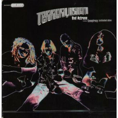 """TERRORVISION Bad Actress 12"""" VINYL UK Emi 1996 4 Track Limited Edition With"""