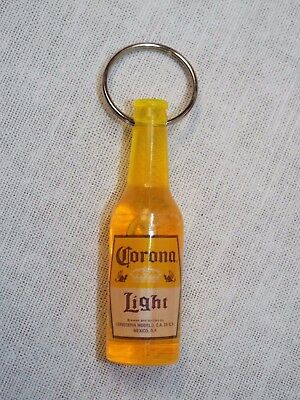 Collectible Vintage Corona Light Beer Bottle Keychain Bottle Opener FREE SHIP