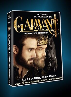 Galavant Complete Collection