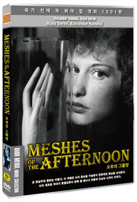 Meshes Of The Afternoon (1943) / Maya Deren, Alexander Hammid / DVD, NEW